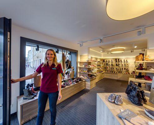 Willkommen bei Gesunde Schuhe Kammlodt in Freiberg